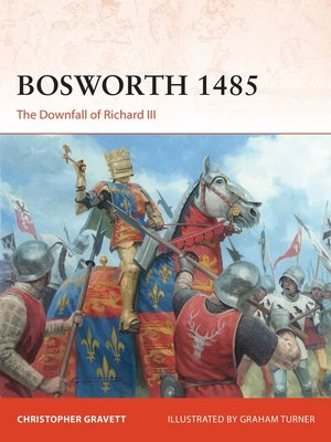 cover image of Bosworth 1485