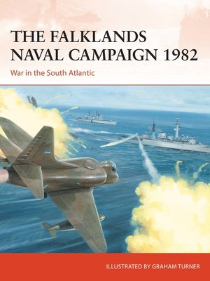 cover image of The Falklands Naval Campaign 1982