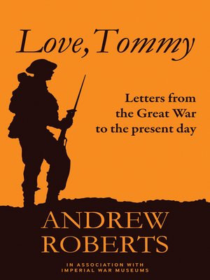 cover image of Love, Tommy