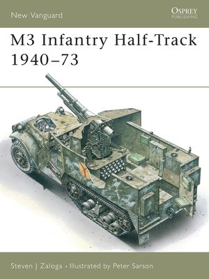 cover image of M3 Infantry Half-Track 1940-73