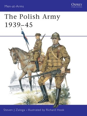 cover image of The Polish Army 1939–45