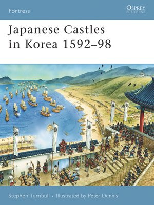 cover image of Japanese Castles in Korea 1592–98