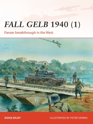 cover image of Fall Gelb 1940 (1)