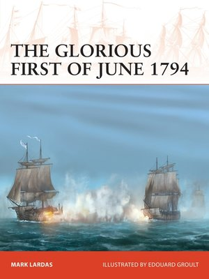 cover image of The Glorious First of June 1794