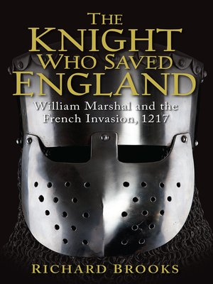 cover image of The Knight Who Saved England