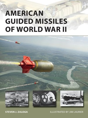 cover image of American Guided Missiles of World War II