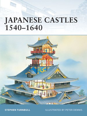 cover image of Japanese Castles 1540-1640