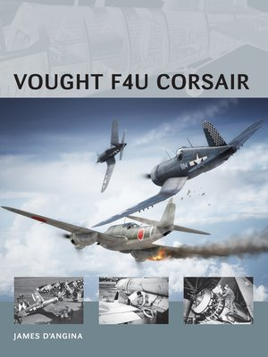 cover image of Vought F4U Corsair