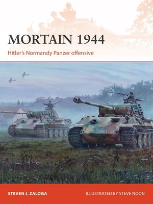 cover image of Mortain 1944