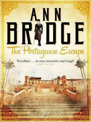 cover image of The Portuguese Escape
