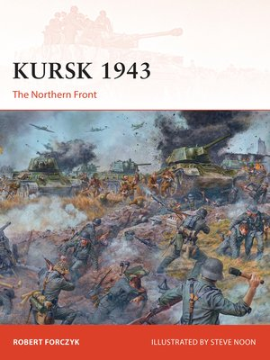 cover image of Kursk 1943