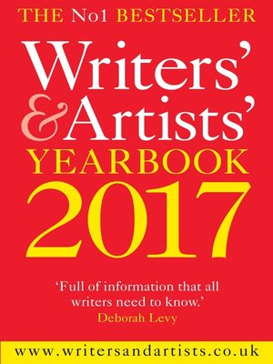 cover image of Writers' & Artists' Yearbook 2017