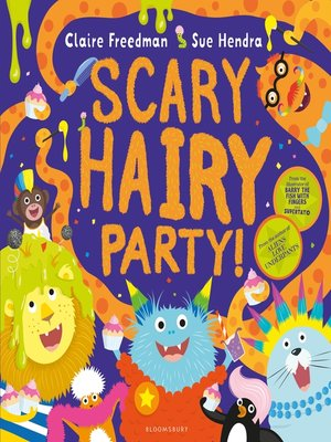 cover image of Scary Hairy Party