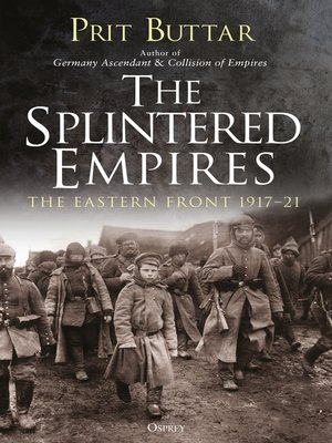 cover image of The Splintered Empires