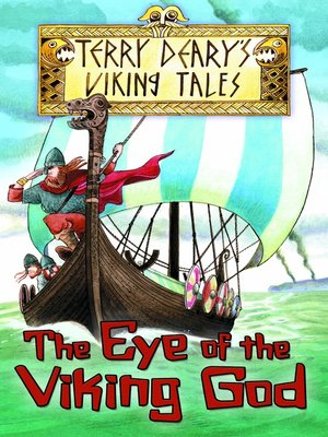 cover image of The Eye of the Viking God