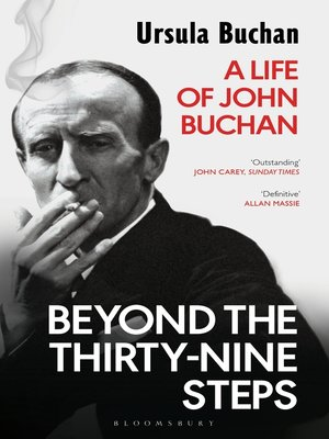cover image of Beyond the Thirty-Nine Steps