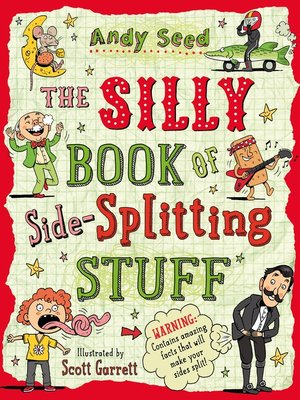 cover image of The Silly Book of Side-Splitting Stuff