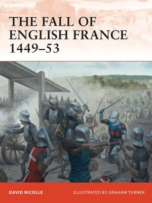 cover image of The Fall of English France 1449-53