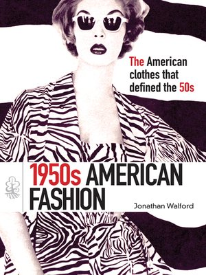 cover image of 1950s American Fashion