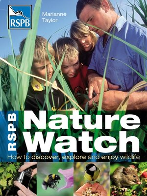 cover image of RSPB Nature Watch