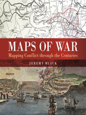 cover image of Maps of War