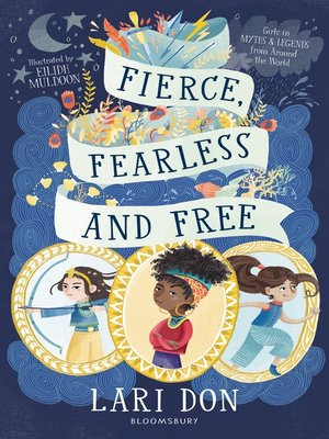 cover image of Fierce, Fearless and Free