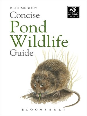 cover image of Concise Pond Wildlife Guide
