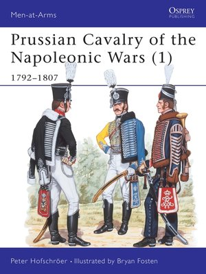 cover image of Prussian Cavalry of the Napoleonic Wars (1)