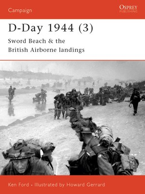 cover image of D-Day 1944 (3)