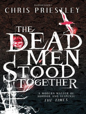 cover image of The Dead Men Stood Together