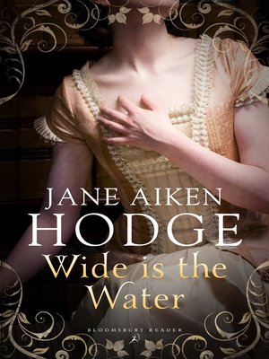 cover image of Wide is the Water