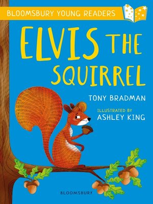 cover image of Elvis the Squirrel