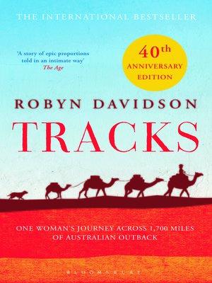 tracks by robyn davidson audiobook
