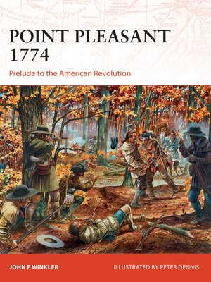 cover image of Point Pleasant 1774