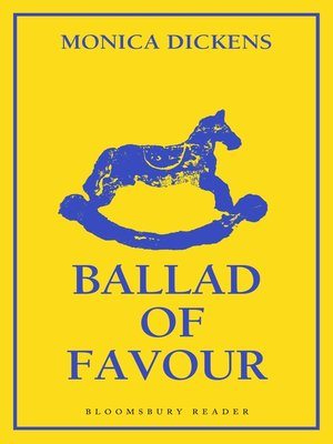 cover image of Ballad of Favour