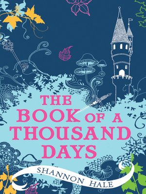 cover image of Book of a Thousand Days