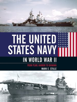 cover image of The United States Navy in World War II