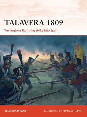 cover image of Talavera 1809