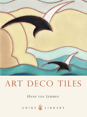 cover image of Art Deco Tiles
