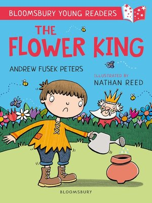 cover image of The Flower King