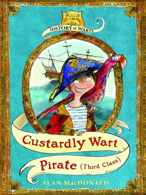 cover image of Custardly Wart