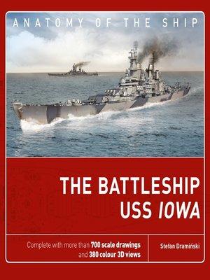 cover image of The Battleship USS Iowa