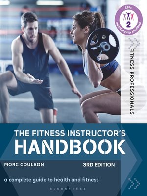 cover image of The Fitness Instructor's Handbook
