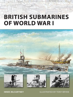 cover image of British Submarines of World War I