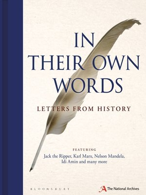 cover image of In Their Own Words