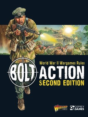 cover image of World War II Wargames Rules: