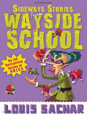 cover image of Sideways Stories from Wayside School