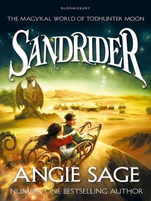 cover image of SandRider
