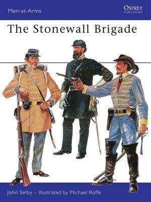 cover image of The Stonewall Brigade