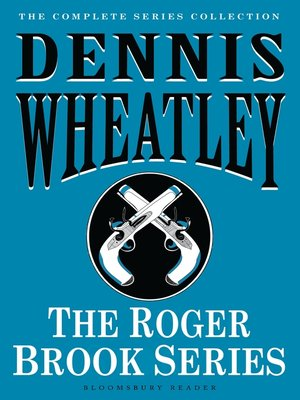 cover image of The Roger Brook Series